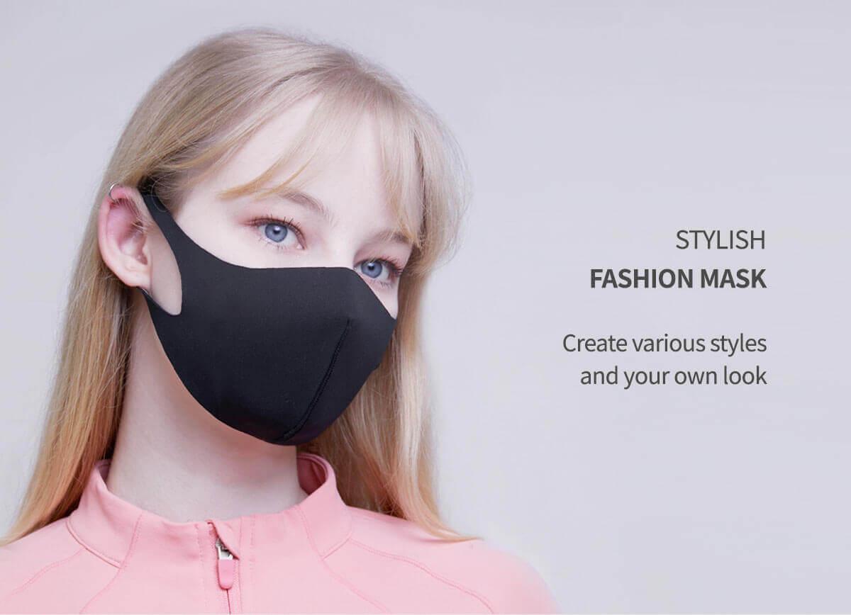Stylish fashion mask